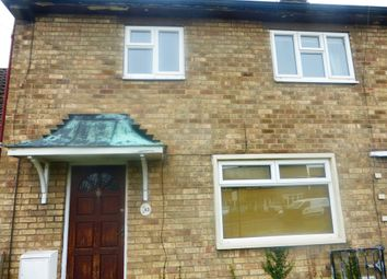 Thumbnail 3 bed end terrace house for sale in Willoughby Road, Scunthorpe