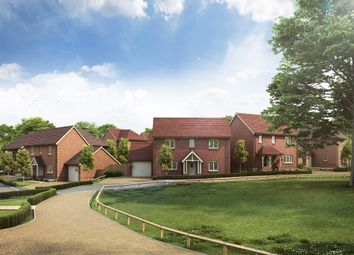 Thumbnail 2 bed semi-detached house for sale in Botley Road, Fair Oak, Eastleigh