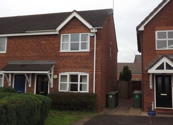 Thumbnail 2 bedroom end terrace house to rent in Dickson Road, Stafford