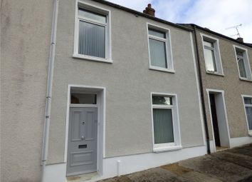 Thumbnail 4 bed terraced house for sale in Park Street, Pembroke Dock, Pembrokeshire