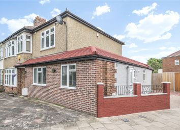 Thumbnail 3 bed end terrace house for sale in Tregenna Avenue, Harrow
