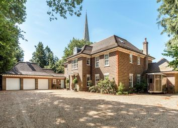 Thumbnail 7 bed detached house for sale in The Warren, Kingswood, Surrey