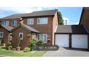Thumbnail 3 bed detached house to rent in Denby Dene, Ash, Aldershot