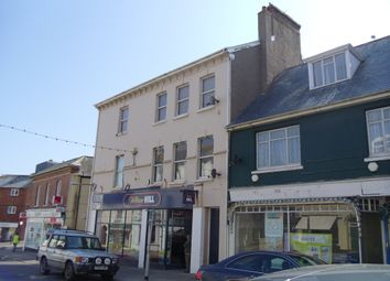 Thumbnail 3 bedroom flat to rent in 28 Queen Street, Seaton, Devon