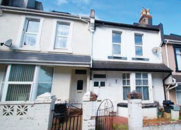 Thumbnail 3 bed terraced house for sale in York Road, Paignton, Devon