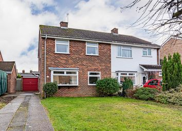 Thumbnail 3 bed semi-detached house for sale in Meeting Field, Long Melford, Sudbury
