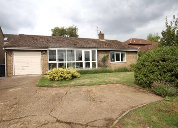 Thumbnail 3 bed detached house for sale in The Row, Sutton, Ely