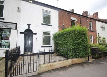 Thumbnail 2 bed terraced house to rent in Greenleach Lane, Roe Green, Worsley