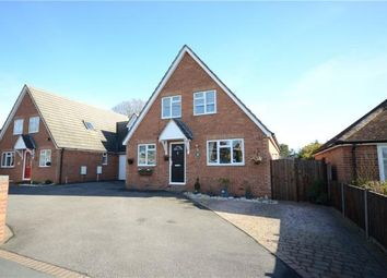 Thumbnail 3 bed link-detached house for sale in Branksome Hill Road, College Town, Sandhurst