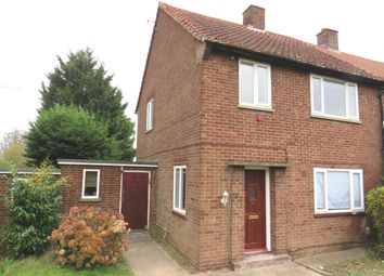 Thumbnail 3 bedroom semi-detached house to rent in Wallingford Walk, St.Albans