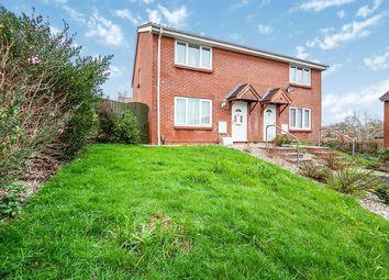 Thumbnail 3 bed semi-detached house for sale in Orchid Vale, Kingsteignton, Newton Abbot, Devon