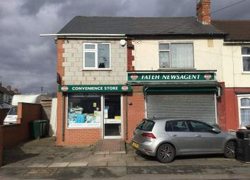 Thumbnail Retail premises for sale in 86 Arbury Avenue, Coventry