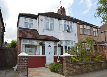 Thumbnail 4 bedroom semi-detached house for sale in Thomas Lane, Broadgreen, Liverpool