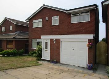 Thumbnail 4 bed detached house for sale in Priestley Way, Shaw, Oldham