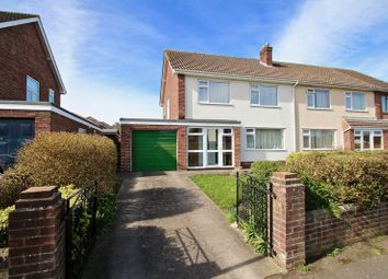 Thumbnail 3 bedroom semi-detached house for sale in Leigh Furlong Road, Street