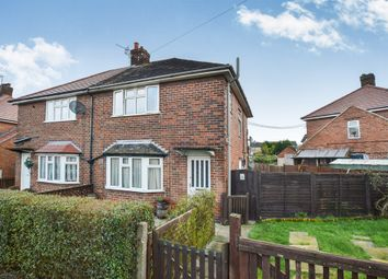 Thumbnail 3 bedroom semi-detached house for sale in Lindley Street, Newthorpe, Nottingham