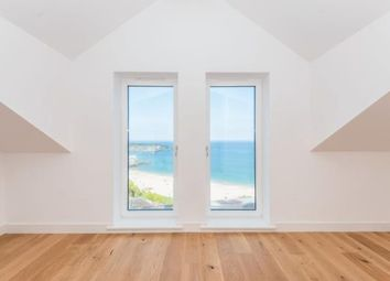 Thumbnail 3 bed terraced house for sale in Trelyon Avenue, St Ives, Cornwall