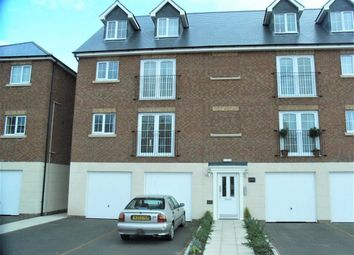 Thumbnail 2 bed flat to rent in 62, Afon Way, Lower Canal Road, Newtown, Powys