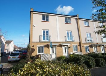 Thumbnail 4 bedroom town house to rent in Inkerman Close, Horfield, Bristol