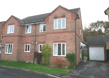 Thumbnail 3 bed semi-detached house to rent in Sorrel Drive, Fareham