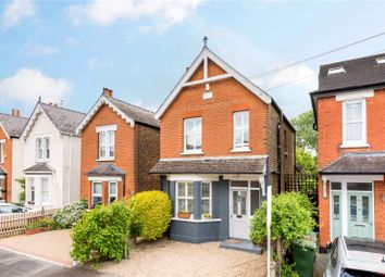 Thumbnail 3 bed detached house for sale in Langton Road, West Molesey, Surrey