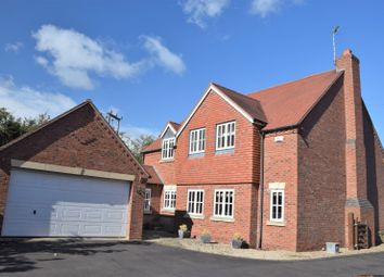 Thumbnail 4 bed detached house for sale in Nottingham Road, Lount