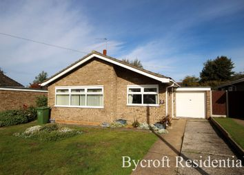 Thumbnail 2 bed detached bungalow for sale in Ranworth Drive, Ormesby, Great Yarmouth