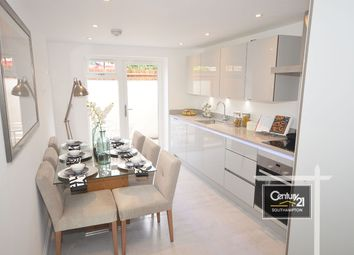 Thumbnail 3 bed terraced house to rent in Western Road, Winchester, Hampshire