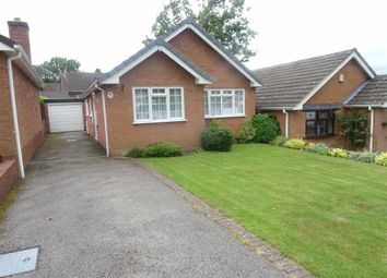 Thumbnail 2 bed detached bungalow for sale in Andrew Close, Stoke Golding, Nuneaton
