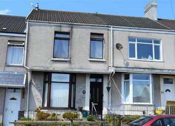 Thumbnail 3 bedroom terraced house for sale in Dan Y Graig Road, Swansea