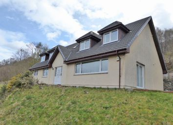 Thumbnail 5 bed detached house for sale in Conaglen, Achintore Road, Fort William