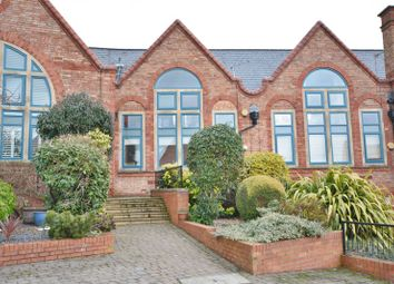 Thumbnail 3 bed town house for sale in The Ropery, Uphill, Lincoln