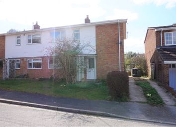 Thumbnail 3 bed semi-detached house for sale in Hawkins Road, Aldbourne