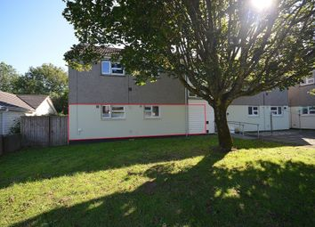Thumbnail 2 bed flat for sale in Rope Walk, Mount Hawke, Cornwall