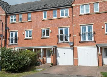 Thumbnail 4 bed town house for sale in Blyth Close, Cawston, Rugby