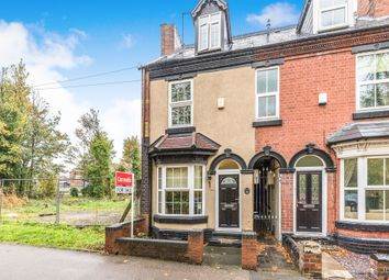 Thumbnail 3 bedroom end terrace house for sale in Avenue Road, Rowley Regis
