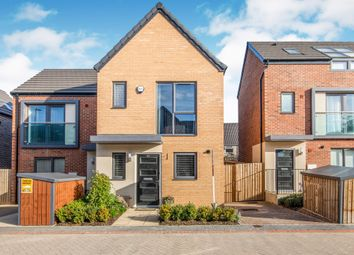 Thumbnail 2 bedroom semi-detached house for sale in Paddock View, The Gables, Doncaster