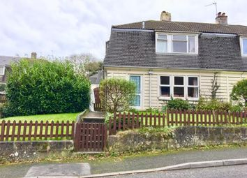 Thumbnail 3 bed semi-detached house for sale in Penryn, Cornwall, United Kingdom
