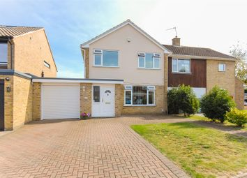 Thumbnail 3 bedroom semi-detached house for sale in Testwood Road, Windsor
