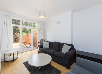 Thumbnail 4 bedroom property to rent in Hanover Road, Kensal Rise