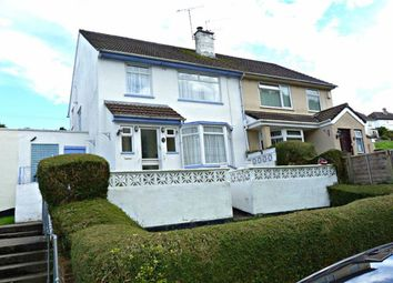 Thumbnail 3 bed semi-detached house for sale in Amercombe Walk, Stockwood, Bristol