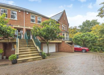 Thumbnail Town house for sale in Virginia Water, Surrey