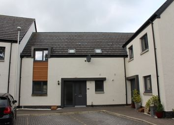 Thumbnail 3 bedroom terraced house for sale in 16 Citizen Jaffray Court, Stirling