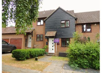 Thumbnail 2 bed terraced house for sale in Silver Tree Close, Chatham