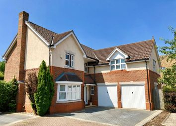 Thumbnail 5 bed detached house for sale in Barnock Close, Crayford, Dartford