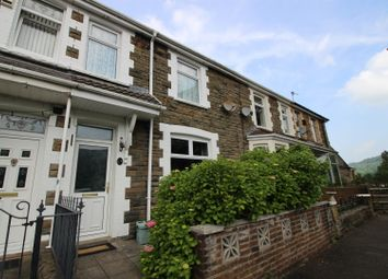 Thumbnail 3 bed terraced house for sale in Monmouth View, Caerphilly, Mid Glamorgan