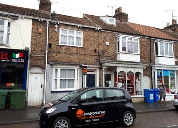 Thumbnail 2 bed terraced house to rent in Middle Street South, Driffield