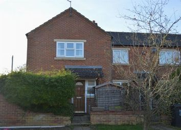 Thumbnail 3 bed end terrace house to rent in Walkers Acre, Walgrave, Northampton