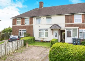 Thumbnail 3 bed terraced house for sale in Bentley Grove, Birmingham, West Midlands