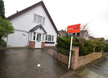 Thumbnail 3 bed detached house to rent in Bermuda Road, Moreton, Wirral